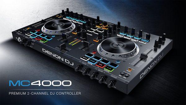 دی جی کنترلر دنون Denon MC4000