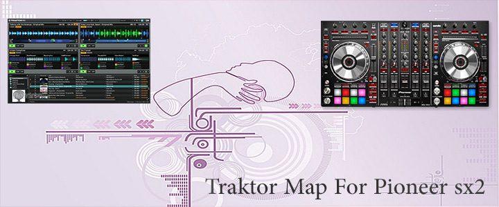 Traktor Map For SX2